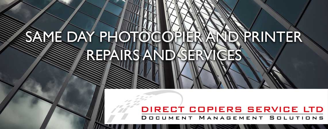 Direct Copiers Service Agreements