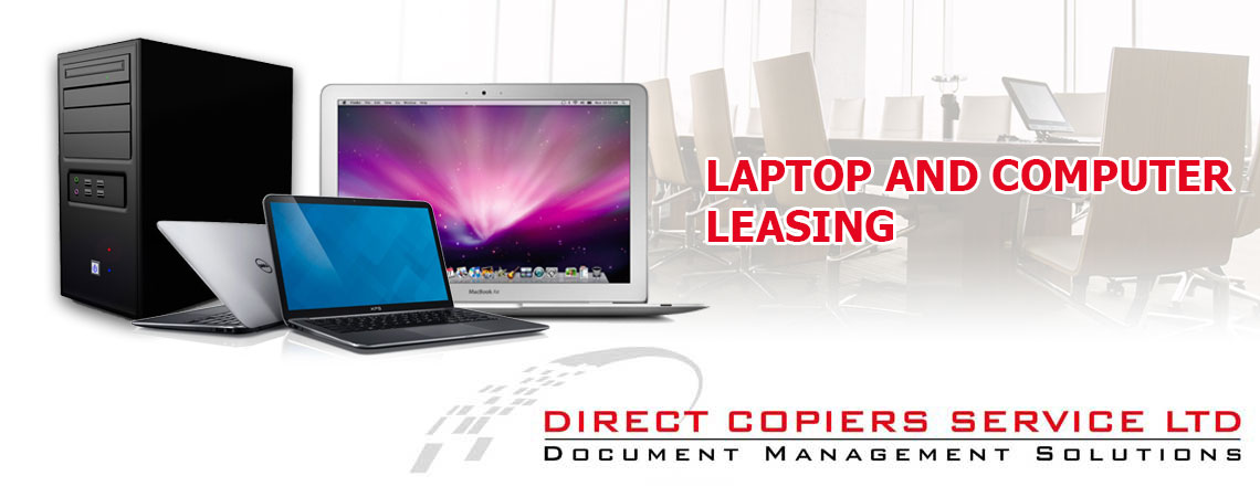 Direct Copiers Lease Laptops and Computers